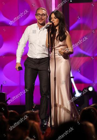 Diplo and Camila Cabello