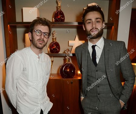 Hayden Kays and Douglas Booth
