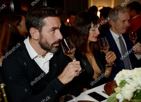 Robert Pires, Jessica Lemarie-Pires and Bill Prince