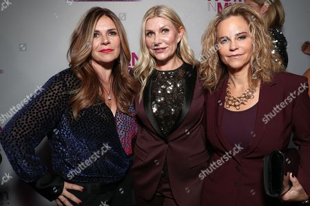 Lou Taylor, Natalia Nastaskin and Dina LaPolt