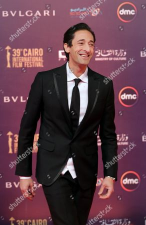 Editorial picture of Closing Ceremony - 39th Cairo Film Festival, Egypt - 30 Nov 2017