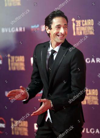 Editorial image of Closing Ceremony - 39th Cairo Film Festival, Egypt - 30 Nov 2017