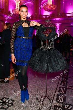 Editorial picture of Lascana Sound of Passion Event, Berlin, Germany - 30 Nov 2017