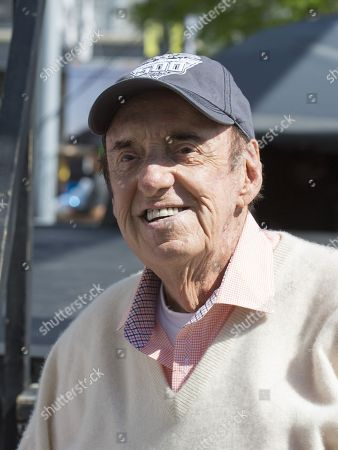 Jim Nabors, who starred as Gomer Pyle on 'The Andy Griffith Show' and on his own sitcom before retiring has died. He was 87. PICTURED: , 2014 - Indianapolis, IIndiana, U.S. - JIM NABORS greets fans during Carb Day which is two days before the Indianapolis 500 IndyCar race at the Indianapolis Motor Speedway