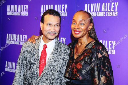 Editorial photo of Ailey Opening Night Gala, Arrivals, New York, USA - 29 Nov 2017