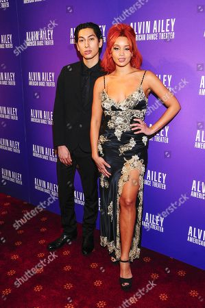 Lucas Goodman, Jillian Hervey