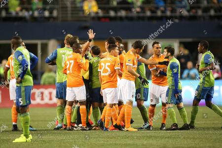 Editorial photo of MLS Dynamo vs Sounders, Seattle, USA - 30 Nov 2017