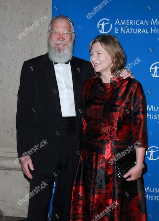 David Letterman, Regina Lasko