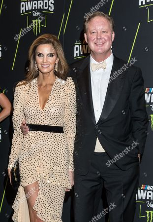 Amy France and Brian France