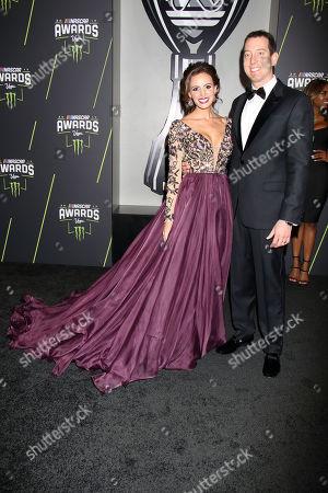 Kyle Busch, Samantha Busch