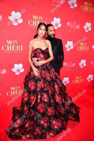 Rebecca Mir mit Ehemann Massimo Sinato