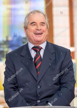 Editorial photo of 'Good Morning Britain' TV show, London, UK - 01 Dec 2017