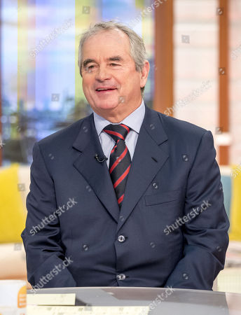 Editorial picture of 'Good Morning Britain' TV show, London, UK - 01 Dec 2017