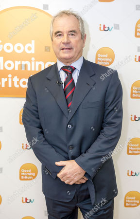 Editorial photo of 'Good Morning Britain' TV show, London, UK - 01 Dec 2017