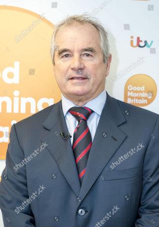 Editorial image of 'Good Morning Britain' TV show, London, UK - 01 Dec 2017