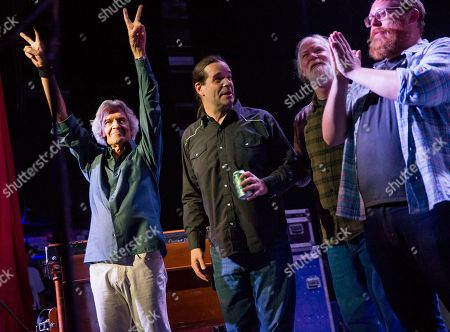 John McLaughling and Jimmy Herring and Band Members