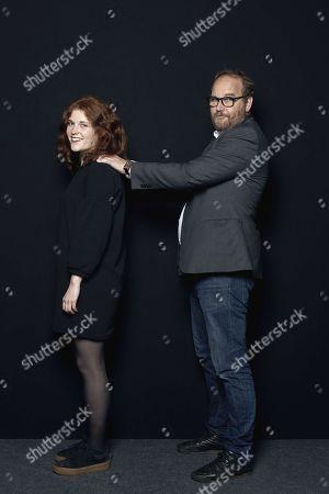Iris Bry and Xavier Beauvois