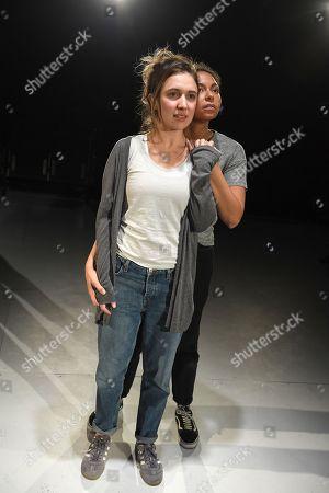 Esther Smith as Kat,  Lois Chimimba as Voice