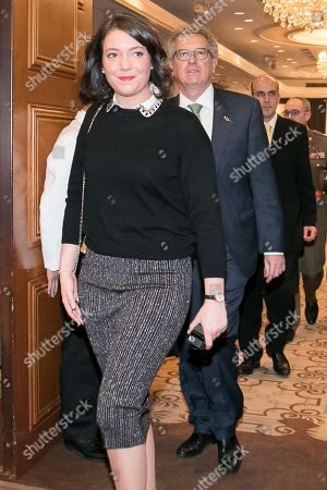 Stock Picture of Princess Alexandra of Luxembourg