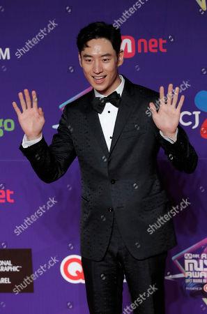 Editorial picture of South Korea MAMA Awards, Hong Kong, Hong Kong - 01 Dec 2017