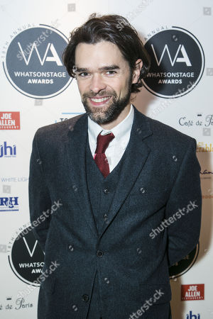 Editorial picture of '2018 WhatsOnStage Awards' Awards, Nominations Party, London, UK - 01 Dec 2017