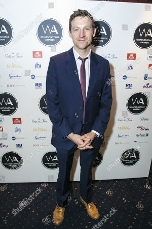 Editorial image of '2018 WhatsOnStage Awards' Awards, Nominations Party, London, UK - 01 Dec 2017