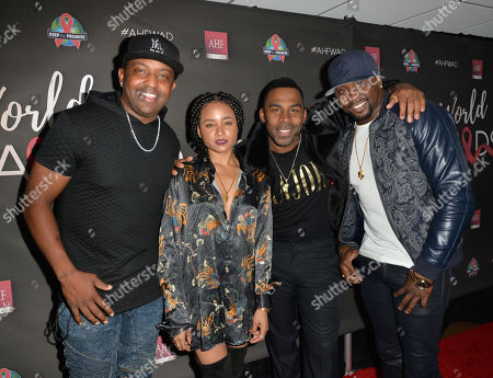 DJ Mal-Ski, Rhyon Brown, MAJOR, Harmony Samuels