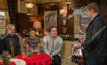 Editorial image of 'Emmerdale' TV Series - Dec 2017
