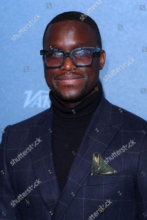 Editorial picture of British Independent Film Awards, Arrivals, Old Billingsgate, London, UK - 10 Dec 2017
