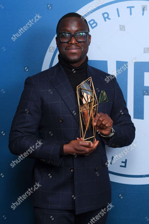 Stock Image of Femi Oguns - The Special Jury Prize