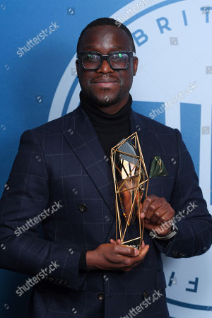 Stock Photo of Femi Oguns - The Special Jury Prize