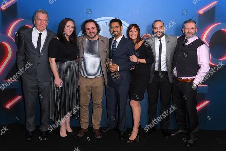 Jason Wingard, Hannah Stevenson, Rebecca Clarke Evans, Chris Boukley - The Discovery Awards - In Another Life