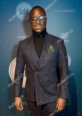 Stock Picture of Femi Oguns