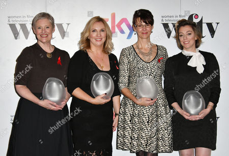 Philippa Lowthorpe, Una Ni DHongaille, Susan Hogg, Nicole Taylor