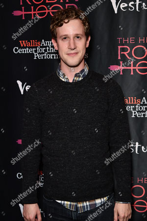 Editorial photo of 'The Heart of Robin Hood' opening night, The Wallis Annenberg Center for the Performing Arts, Los Angeles, USA - 01 Dec 2017