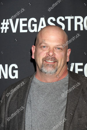 Stock Picture of Rick Harrison