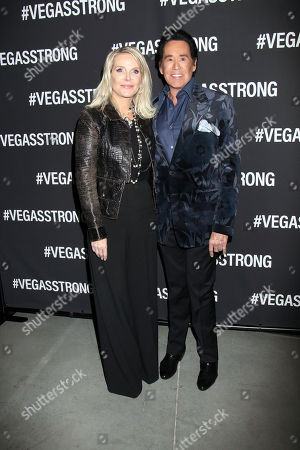 Editorial image of Vegas Strong Benefit Concert, TMobile Arena, Las Vegas, USA - 1 Dec 2017
