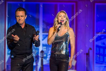 ..Anna-Carina Woitschack  and Stefan Mross