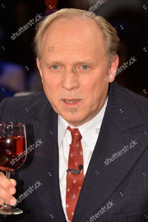 Der Schauspieler Ulrich Tukur