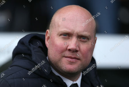 Oxford City Head Coach Mark Jones