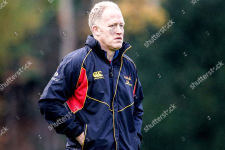Stock Photo of UCD vs Lansdowne. Lansdowne's Director of Senior Rugby Stephen Rooney