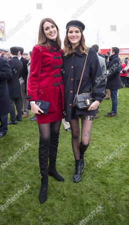 Editorial picture of Ladbrooks Festival, Newbury Racecourse, Berkshire, UK - 02 Dec 2017