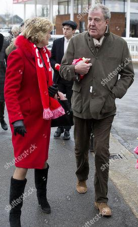 Jeremy Clarkson and Madeleine Gurdon.