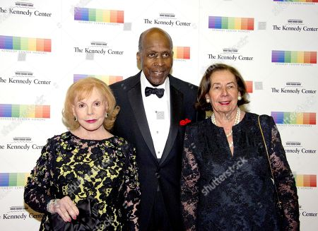 Editorial image of 40th Annual Kennedy Center Honors Gala, Washington DC, USA - 02 Dec 2017