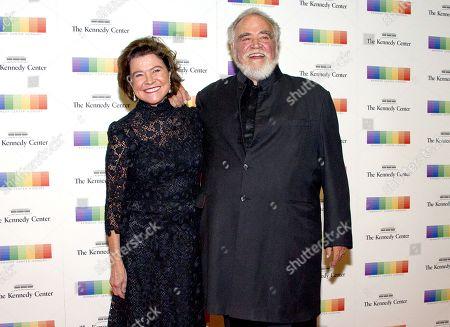 Stock Photo of Herbert V. Kohler and Natalie Black