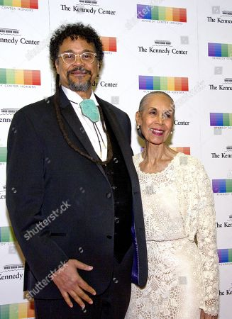 Carmen de Lavallade and Leo Holder