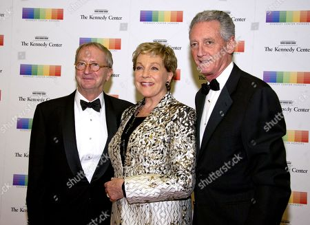 David Bonnet, Julie Andrews and Stephen Sauer