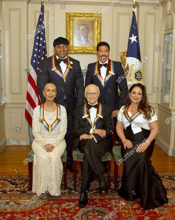 Editorial image of Arrivals - 2017 Kennedy Center Honors Formal Artist's Dinner, Washington, USA - 02 Dec 2017