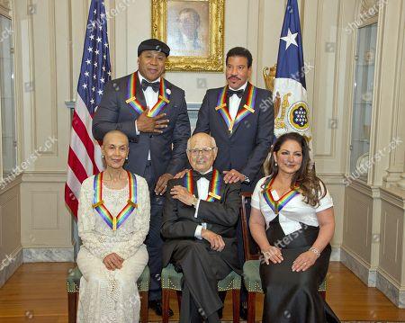 Editorial photo of Arrivals - 2017 Kennedy Center Honors Formal Artist's Dinner, Washington, USA - 02 Dec 2017
