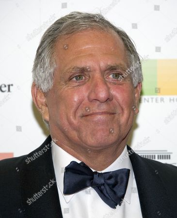 Les Moonves, Chairman of the Board, President and Chief Executive Officer of CBS Corporation, arrives for the formal Artist's Dinner honoring the recipients of the 40th Annual Kennedy Center Honors hosted by United States Secretary of State Rex Tillerson at the US Department of State in Washington, D.C., 02 December 2017 (issued 03 December 2017). The 2017 honorees are: US dancer and choreographer Carmen de Lavallade, Cuban-US singer-songwriter and actress Gloria Estefan, US hip hop artist and entertainment icon LL COOL J, US television writer and producer Norman Lear and US musician and record producer Lionel Richie.